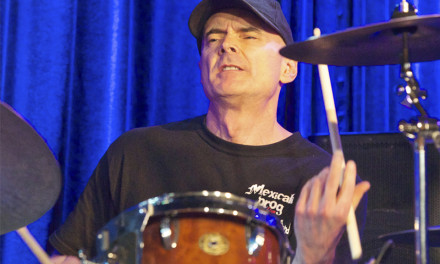 Virgil Donati: I have trouble speaking to the World in words I have to do it through my work, my music