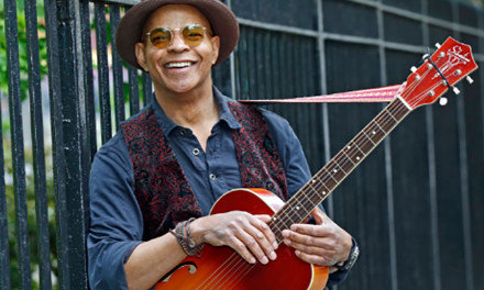 Guy Davis: Music will always continue